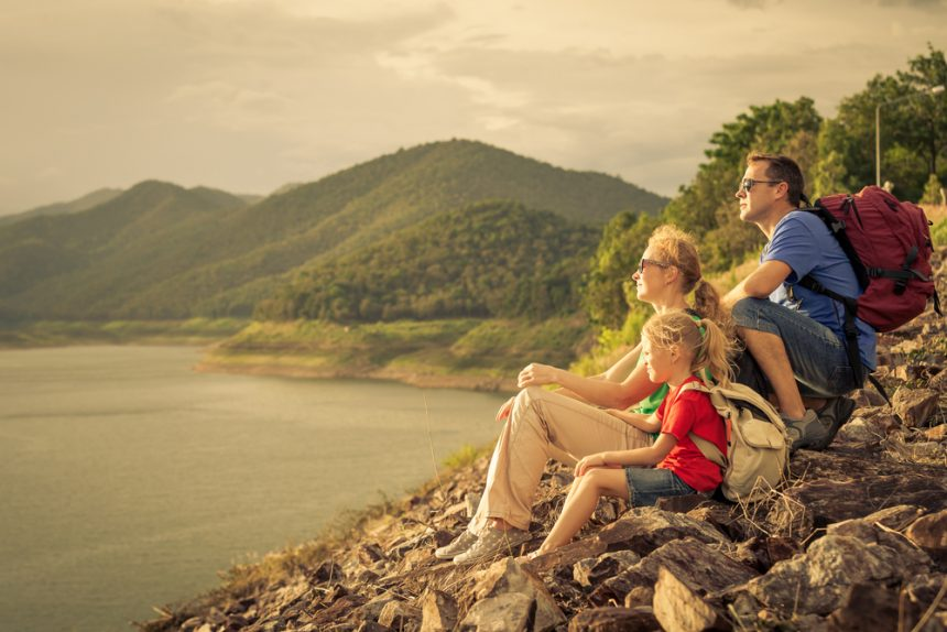 Family Trip Around the World