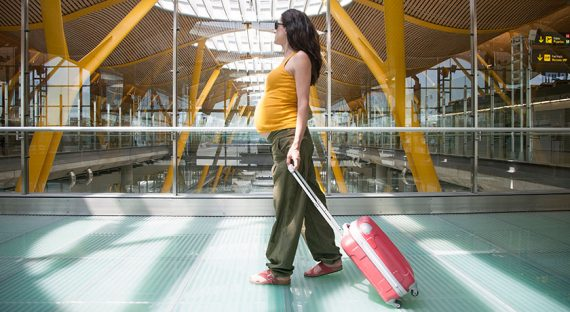 How to Make Traveling as  A Pregnant Woman More Comfortable