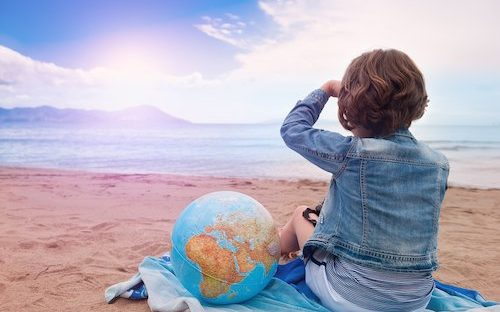 Things to Teach Your Children When You Take Them To See the World
