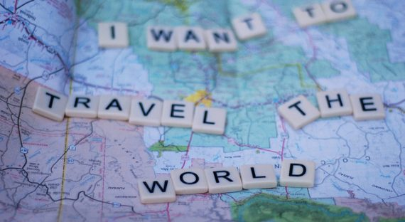 Travel the World, Search Out Interesting Professions