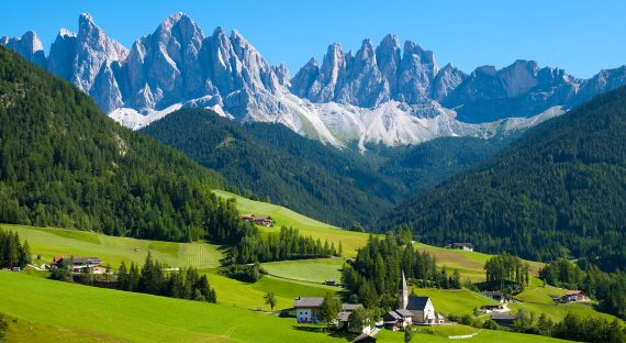 What are the most exciting places to see in Switzerland as a tourist? Why?