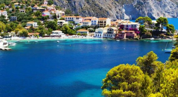 Visit the Great Gorges of the Greek Islands