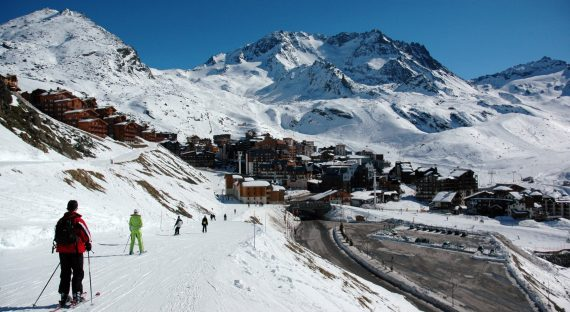 French Alps: The Dream Destination for a Ski-Vacation with your Family