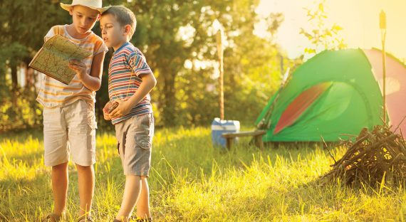3 Ways To Prepare Your Young Children For A Camping Trip