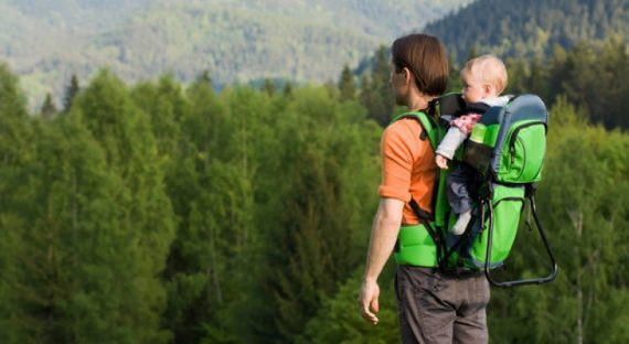 3 Tips for Hiking With Babies and Young Children
