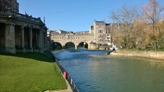 Four Must-See Sights in Bath