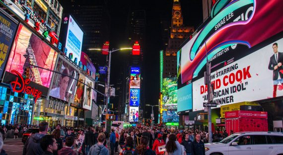 5 Things That Happen When You Visit New York